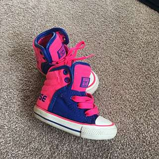 Authentic Baby Converse