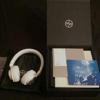 林俊傑實驗專輯【和自己對話】耳機概年限量版