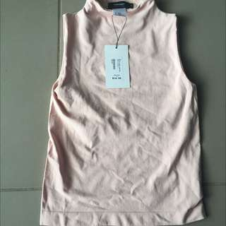 Size S light Pink Fitting Top