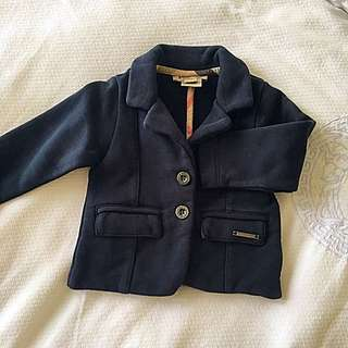 Authentic Burberry Jacket And Pants Set