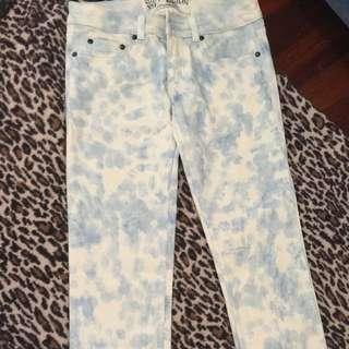 Women Long Pant Size8