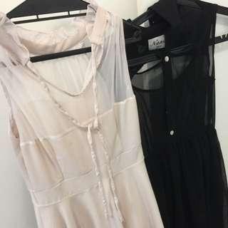 Women Summer Dress Size8