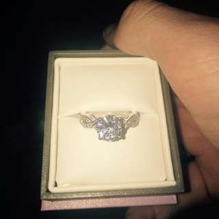Engagement Ring From Michael Hill