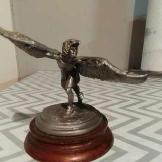 Limited Edition Jemez Eagle Dancer Fine Pewter Figurine