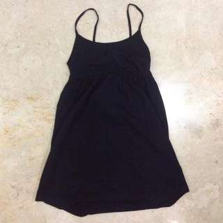 H&M Basic Long Jersey Dress