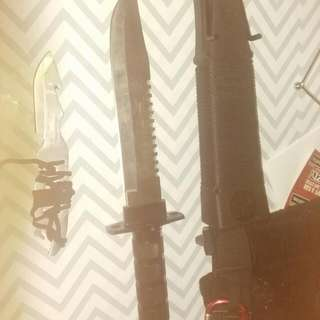 Jungle King Survival Knife