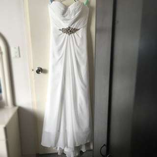 Wedding/Formal Dress Size 10-12