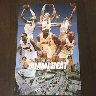 |NBA®海報|