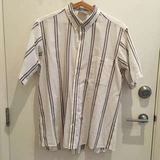 Striped Chemise Lacoste