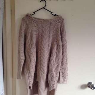 Knit Wear Sweater/jumper