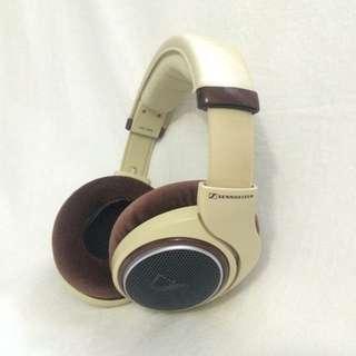 Sennheiser HD598 (Ivory, New Price $350)
