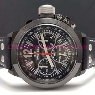 TW Steel CEO Canteen 45 MM Oversized Watch CE1033R