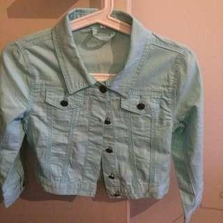 Aqua Color New Jacket