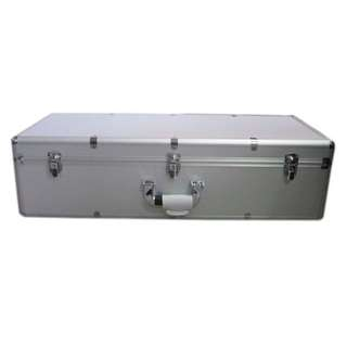 *Reduced Price* Aluminium Case (L800×W310×H220mm) with Pluck Foam inserts, Suitable For Storage Of Media, Photography Equipment, Etc