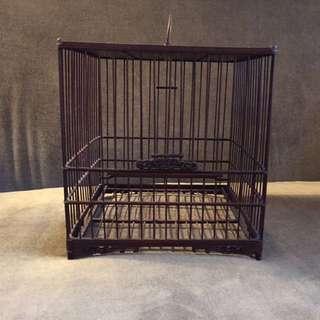 古典手工鳥籠