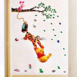 Winnie the Pooh Wall Sticker Wall Decal