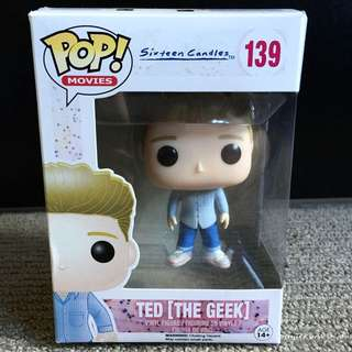 Collectible Pop Vinyl Figure Toy 80s Movies Sixteen Candles