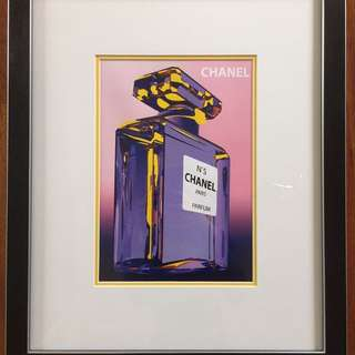 Chanel Print And Frame