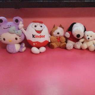 Soft Toys For Sale Or Trade