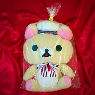 Authentic San-X Rilakkuma Plush