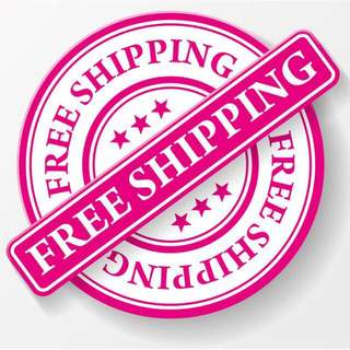 FREE SHIPPING WITHIN WEST MALAYSIA