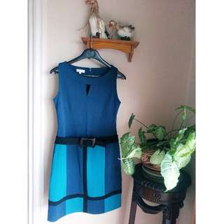 Color Block Dress from Robinsons