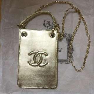 香奈兒造型炫富款手提側背包