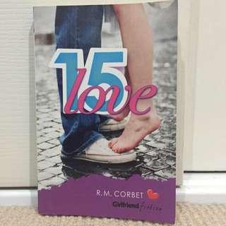 15 Love (Girlfriend Fiction)