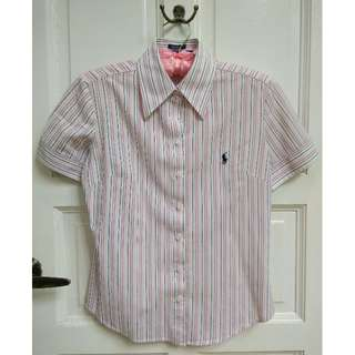 Polo Slim Fit Sort Sleeve Shirt XS / S