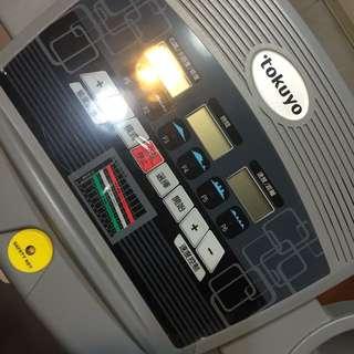 急售!tokuyo 電動跑步機 型號TT-365SA