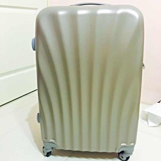 全新✨24吋行李箱