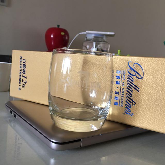 蘇格登威士忌杯