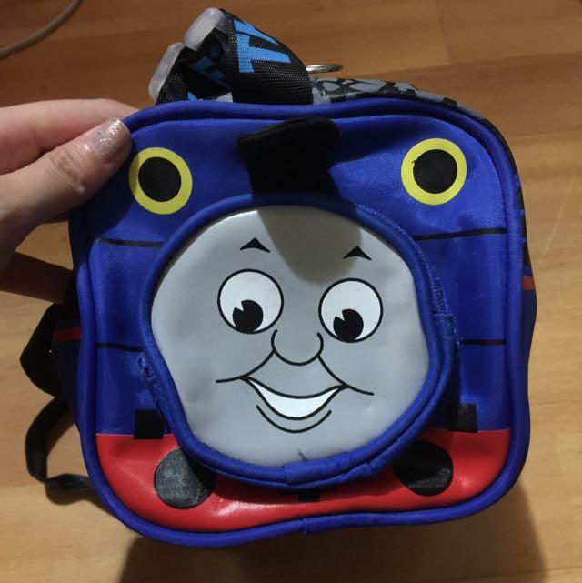 湯瑪士小火車側背包