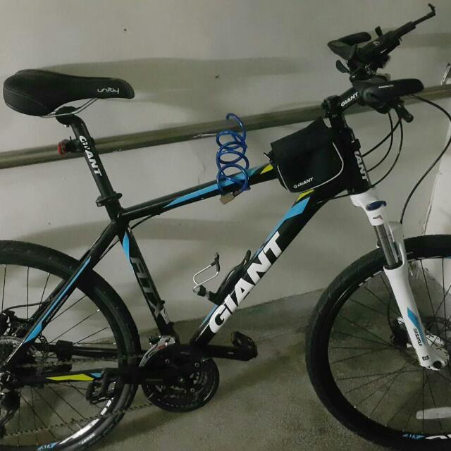 捷安特腳踏車 適合170公分以上