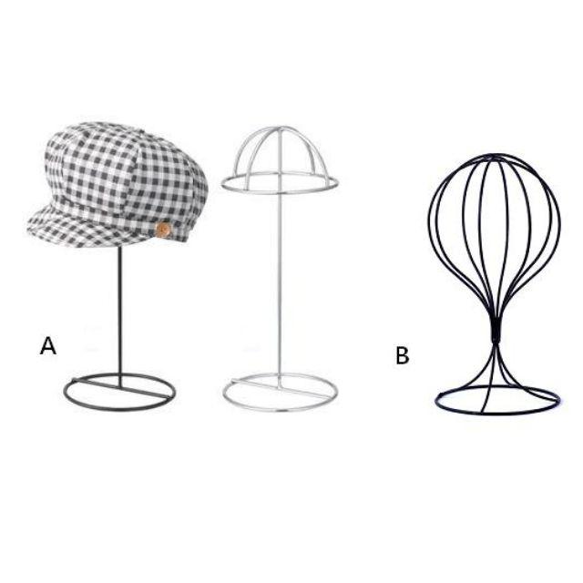 帽子架 展示架 收納整理 帽托 方便美觀 工藝 兩款 現貨