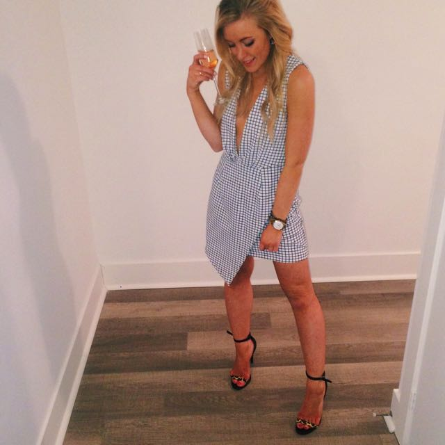 Asymmetrical Dress From Revolve Clothing