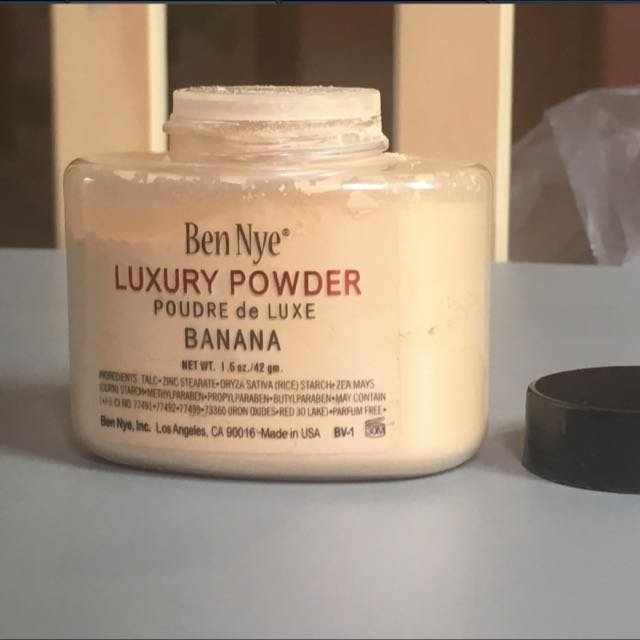 Ben Nye Luxury Powder (banana)