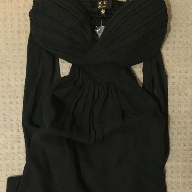 Black Dress From ICE