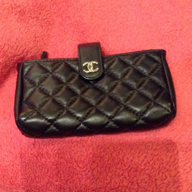 Chanel Mirror mini pouch