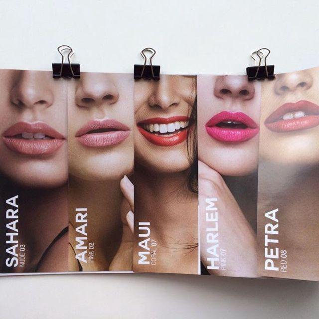 Colourette Cosmetics' Coloursticks Lipstick