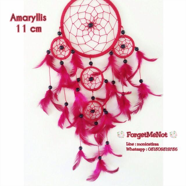 Dreamcatcher - Amaryllis