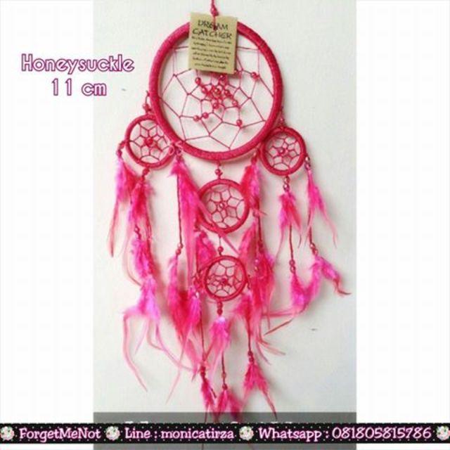 Dreamcatcher - Honeysuckle