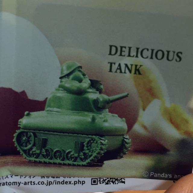 扭蛋fat Cute Soldiers