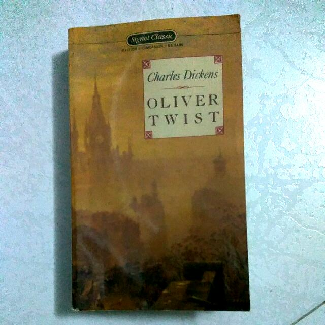 FREE POST: OLIVER TWIST By Charles Dickens