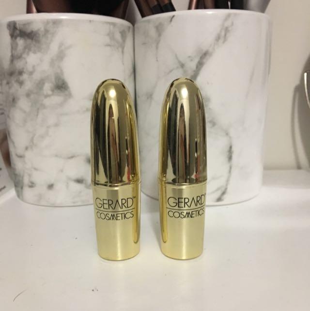 Gerard Cosmetics Lipstick FAKE