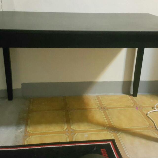 IKEA 大桌面書桌