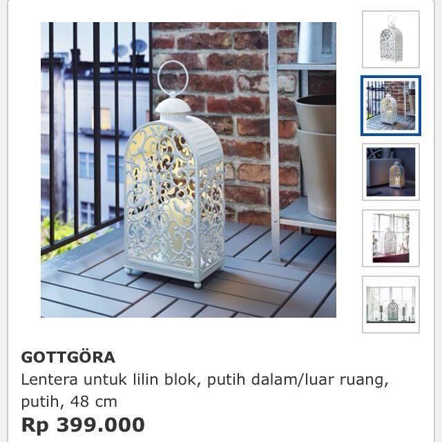 IKEA GOTTGORA