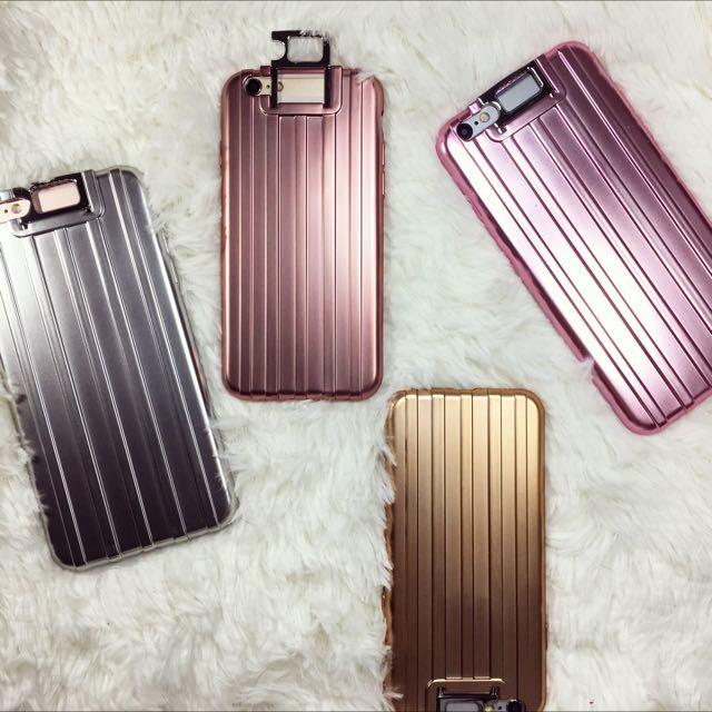 現貨特惠✨iPhone 可立式行李箱✈️手機殼