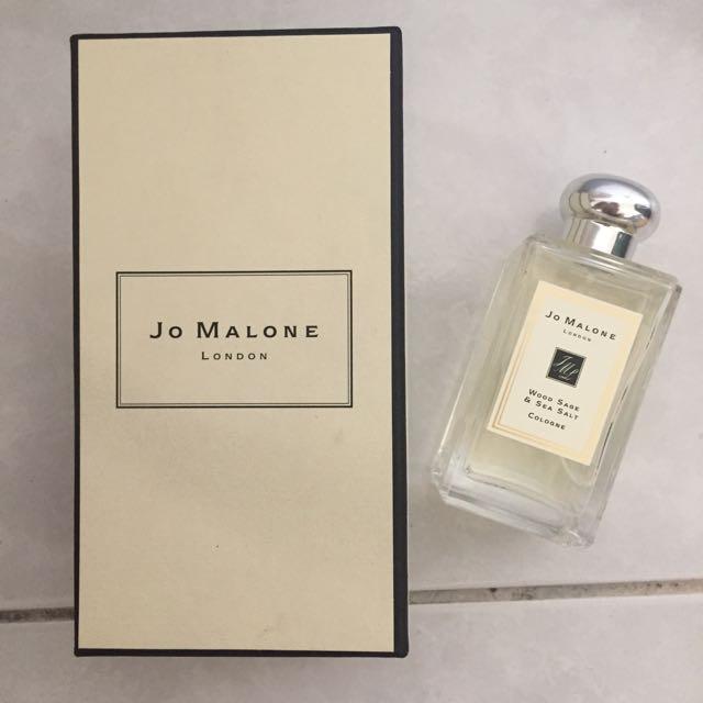 Jo Malone 鼠尾草海鹽香水100ml