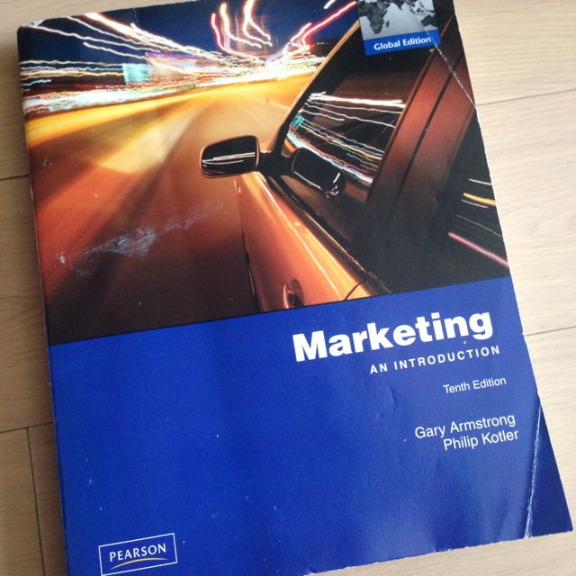 Marketing, An Introduction